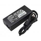 Блок питания для ноутбука Toshiba TS-744 19V 3.42A 65W 5.5x2.5 + сетевой кабель