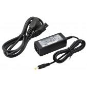 Блок питания для ноутбука HP 19V 1.58A 30W 4.0x1.7 + кабель питания