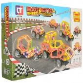 Конструктор Magnetic Sheet LT3002 автомобили, 58 деталей (магнитный)