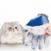 Перчатка True Touch для вычесывания шерсти кошек и собак (1000047)