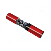 Беспроводные Bluetooth наушники - JRGK S2 TWS Stereo красные