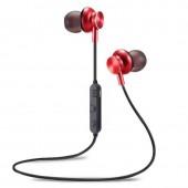 Беспроводные Bluetooth наушники - JRGK BT-08 Stereo красные