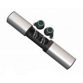 Беспроводные Bluetooth наушники - JRGK S2 TWS Stereo серебряные