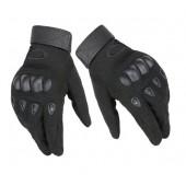Тактические перчатки полнопалые Oakley XL черные