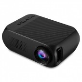 Проектор Projector LED YG-320 Mini с динамиком Черный