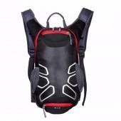 Велосипедный рюкзак HuWai R15 с отделением для шлема и выходом для воды Black