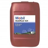 Многофункциональное тракторное масло Mobilfluid 424 20 л